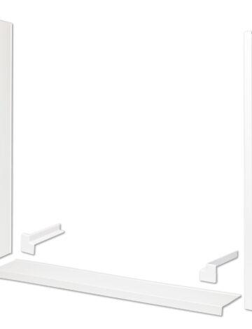 Fibreglass Window Kit – White