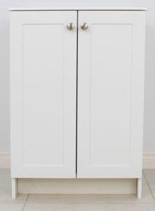 Laundry Sink w/ White Cabinet 25″x 27″x 39″