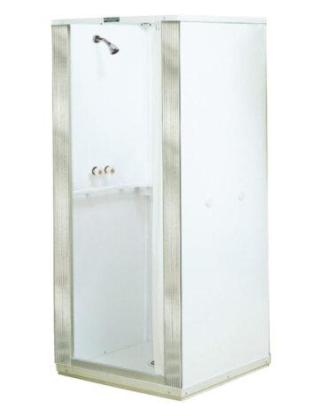 "Mustee Shower Stall 'Premier"" 36″ x 36″ Standard Base – OPEN BOX"