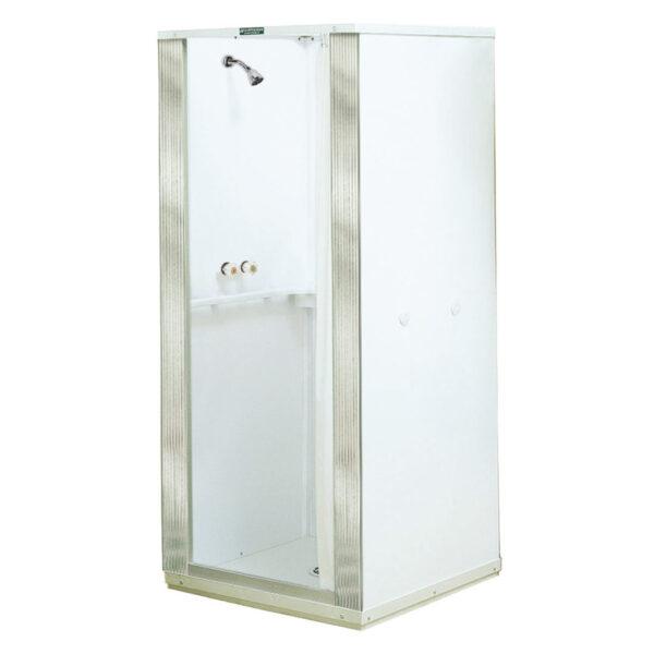 Mustee 140 shower stall.