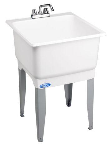 23″ Utilatub Laundry Tub Combo Kit