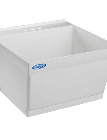 23″ Utilatub Laundry Tub – Wall Mount