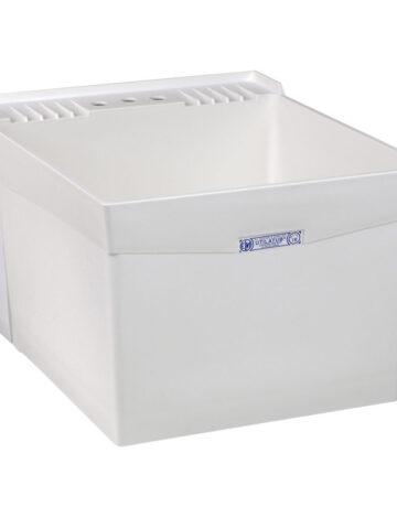 20″ Utilitub Laundry Tub – Wall Mount