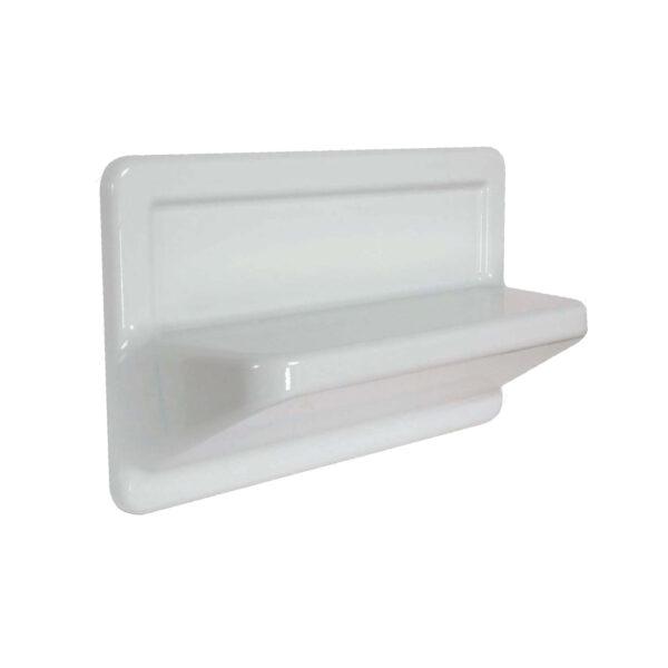 Molded soap dish.