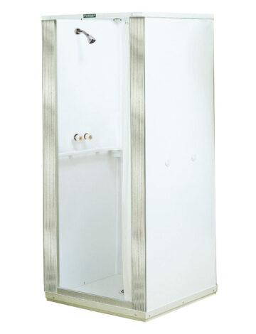 "Complete Shower Stall, ""Premier"", 32″ x 32″ Standard Base"