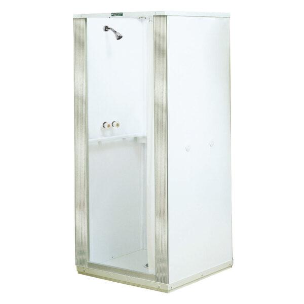 Premier standard base complete shower stall.