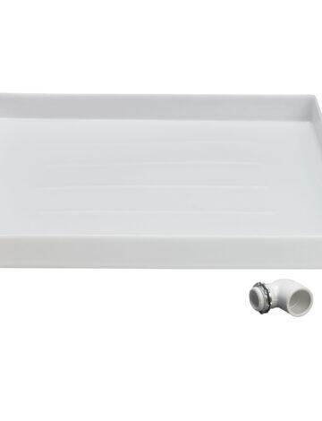 Washer Pan – 24.5″x 24.5″, Polypropylene