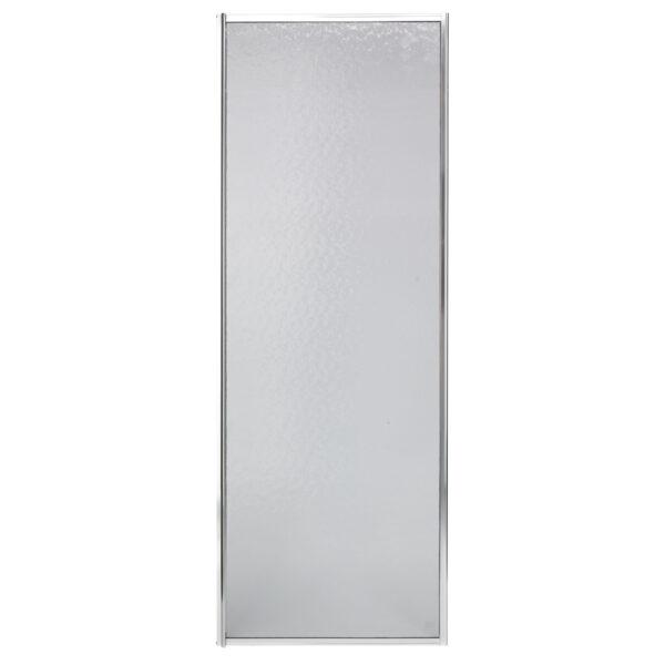 """24"""" Glass shower door."""
